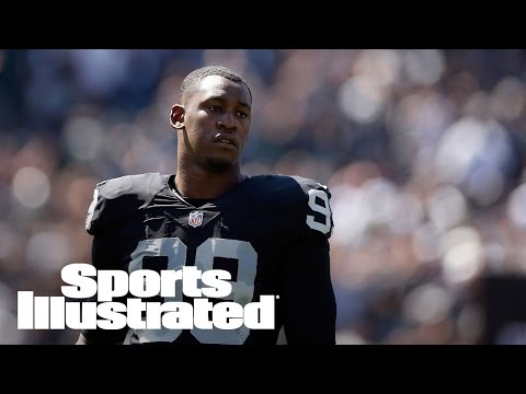 Raiders' Aldon Smith Will Not Be Reinstated This Season | SI Wire | Sports Illustrated
