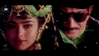 Taha Taha Thakidi Video Song || Amma Donga Movie || Krishna, Soundharya