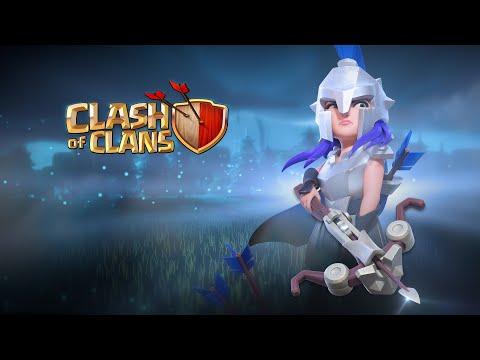Clash Of Clans Archer Queen 2 iphone case