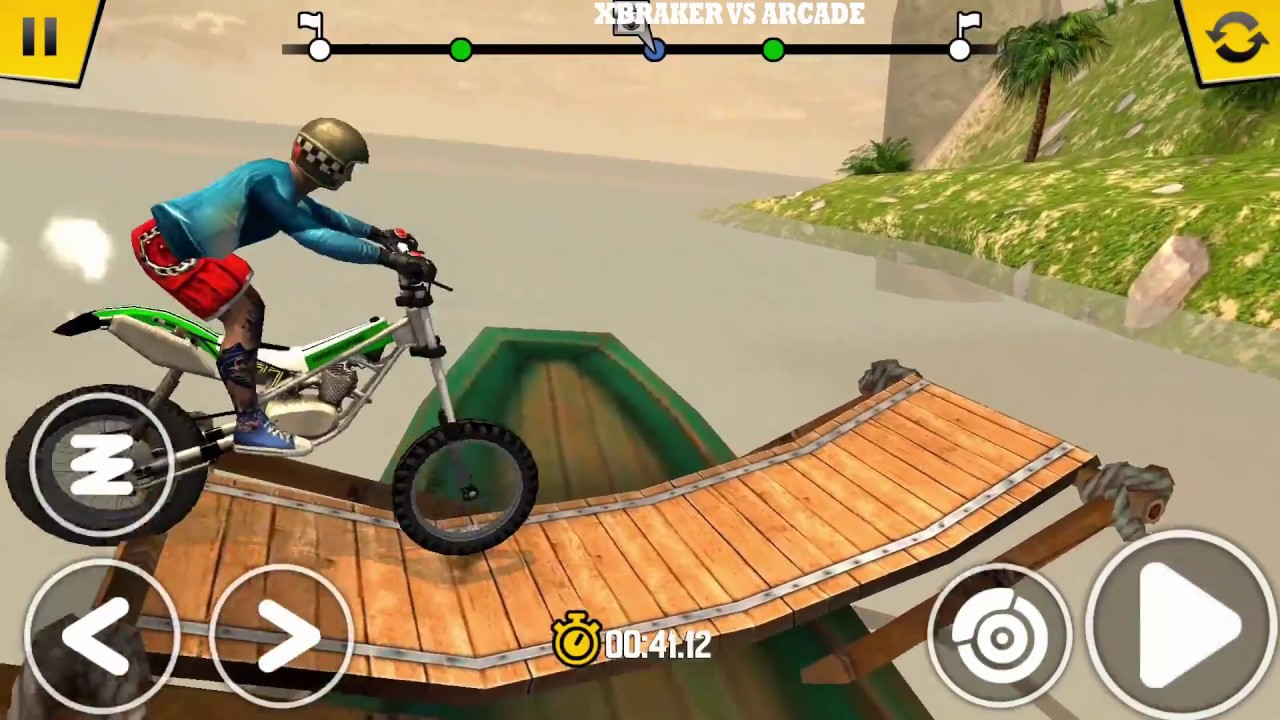 Trial Xtreme 4 - Motocross Racing Simulator FHD - Android Gameplay FHD