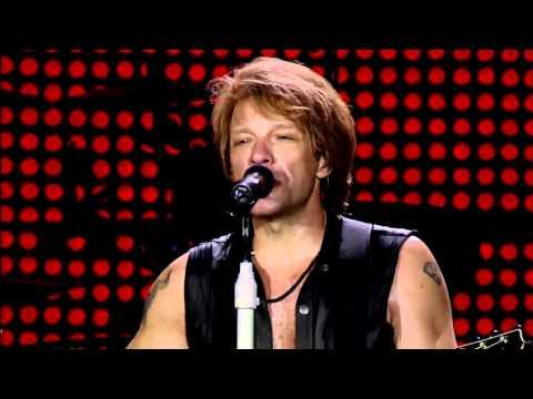 Bon Jovi Live - Garageland