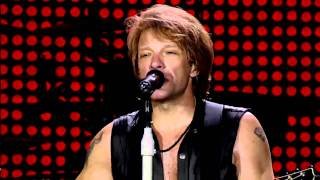 Watch Bon Jovi Garageland video