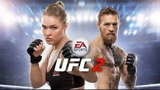 jon jones vs anderson silva 25/03/2017 ufc virtual ps4 luta 01