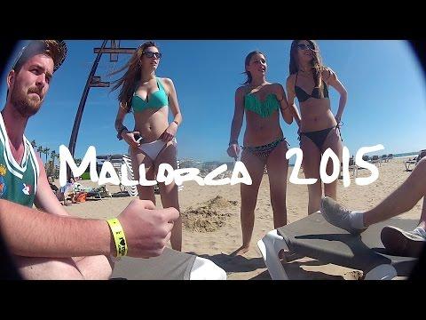 The trip to Mallorca - GoPro 2015