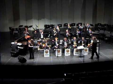 "University of Missouri Concert Jazz Band - ""Almost..."