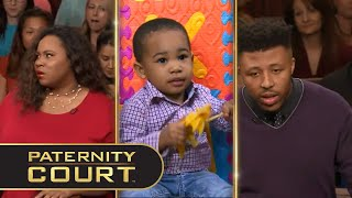 Man Started Cheating On Woman Since High School (Full Episode)   Paternity Court