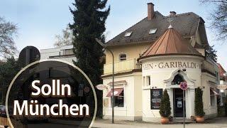 Solln - район в Мюнхене. Германия