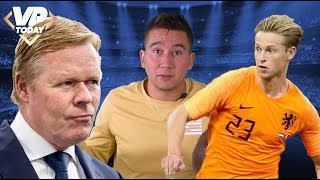 KOEMAN verrast, STROOTMAN vertelt in Marseille over FRENKIE DE JONG - VP Today #31