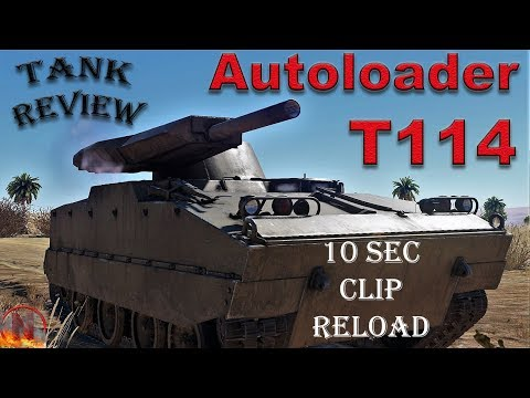 WT || T114 - Tank Review || Fun and Engaging Premium For Tier VI Research