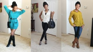Fall Fashion Trends 2012 LookBook #2