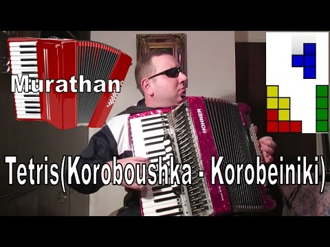 Tetris (Korobushka - Korobeiniki) Akordeon - Murathan