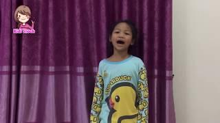 เพลงชาติ เพลงสรรเสริญ เด็กร้องตลกมาก l น้องใยไหม kids snook