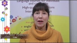 English lessons in Jyväskylä
