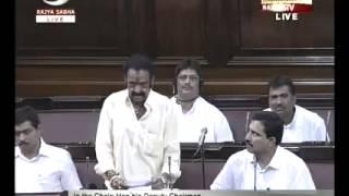 Harikrishna's Firing speech @ Rajya sabha