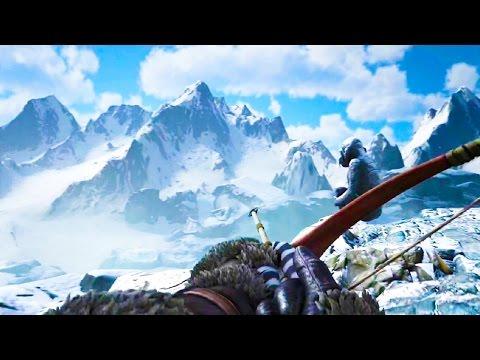 ARK Survival Evolved PS4 / PS4 PRO Launch Trailer (Survival Dinosaur Game)