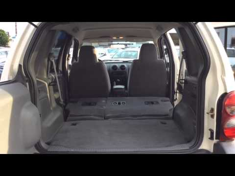 2005 Jeep Liberty 4x4 Trail Rated for Sale in San Diego by Auto City Sales