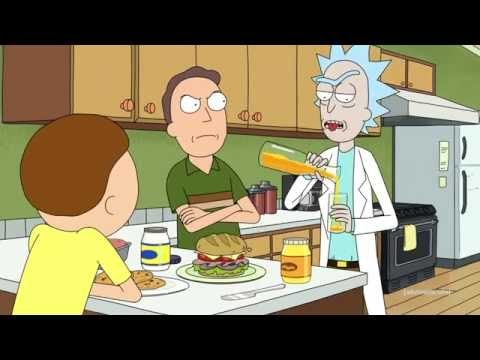 Rick and Morty - Love