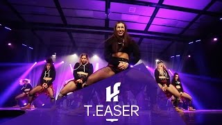T.EASER | Showcase All-Stars | Hit The Floor Lévis#HTF2015