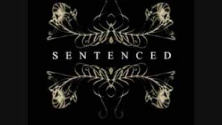 Sentenced - We are but falling leaves