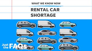 Car rental shortage and impact on summer travel, explained | Just the FAQs
