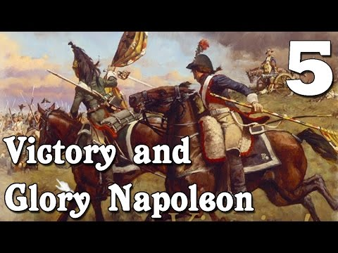 Victory and Glory Napoleon Part 5 - Emperor of the French
