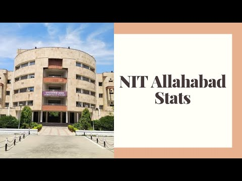 NIT Allahabad | Placement | Cut-Off | Fee-Structure And Many More | IN HINDI
