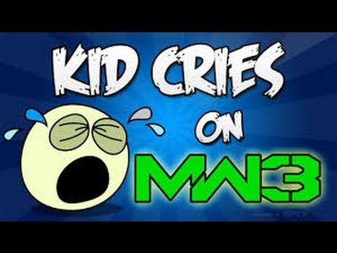 Kid crying in MW3