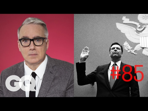 What We Now Know From James Comey | The Resistance with Keith Olbermann | GQ