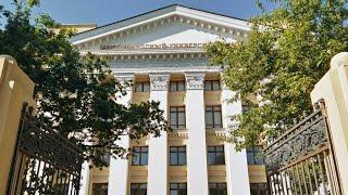 Видеоэкскурсия по зданию ММУ на Ленинградке