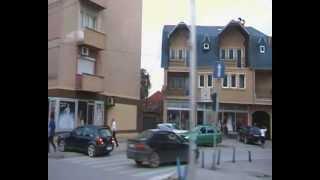 Kumanovo streets Macedonia