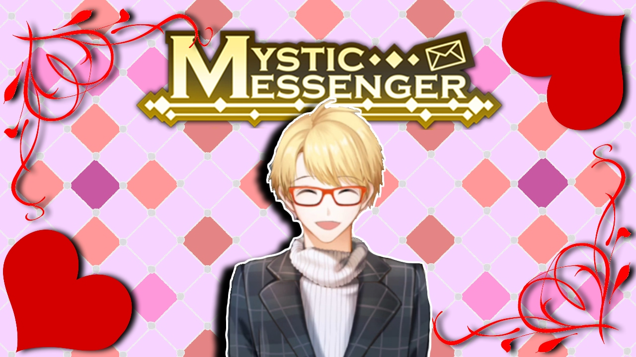 Yoosung All Grown Up Mystic Messenger Valentine Dlc Reaction