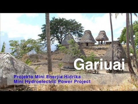 Gariuai MHPP East Timor (full version)
