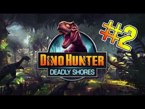 EL VELOCIRAPTOR ROJO FAVILA LA QUE TE VACILA - Dino Hunter Deadly Shores