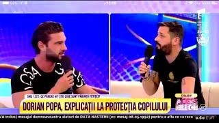 ADRIAN NICULESC vs DORIAN POPA - Acces direct 5 iulie 2018