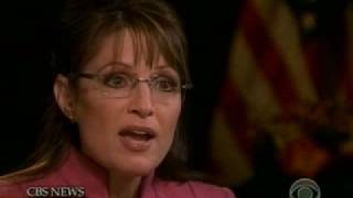 Couric Stumps Palin With Supreme Court Question