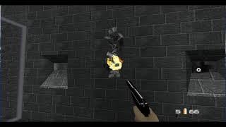 GoldenEye 007 - Secret Agent Walkthrough - Part 1: Dam