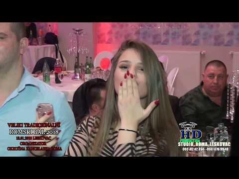 37-VELIKI TRADICIONALNI ROMSKI BAL PART-5 18.01.2018 LESKOVAC VIDEO PRODUCTION STUDIO ROMA FULL HD