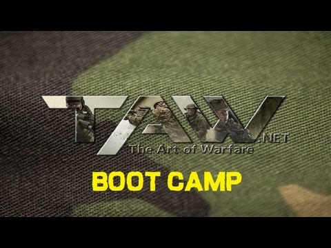 The Art of Warfare - Boot Camp