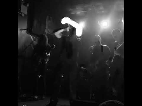 CANIBALS NYC-song-BLUE HEAVEN-live music @Lucky13s Brooklyn NY-11/25/17-video