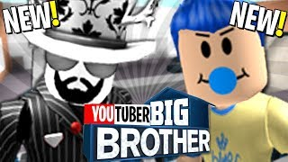 NEW MEMBERS JOIN!! (Roblox Big Brother YouTuber Edition)