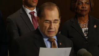 Top Democrat says Barr is trying to spin report