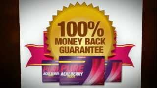 natural weight loss supplements | pure acai berry max