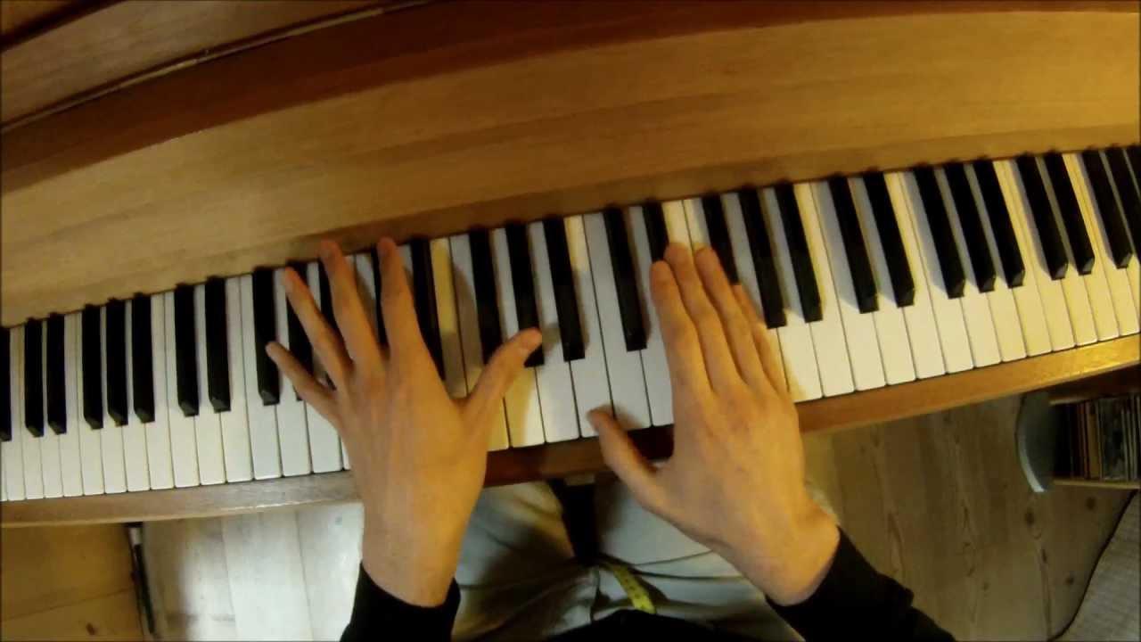 Deadmau5 strobe [piano tutorial] youtube.