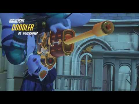 no look widow shot on tracer