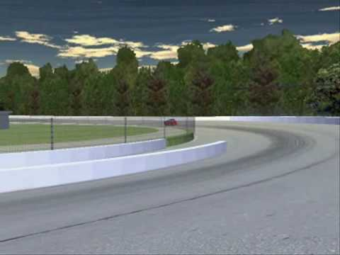 NTR Practice Race at Wake County Speedway