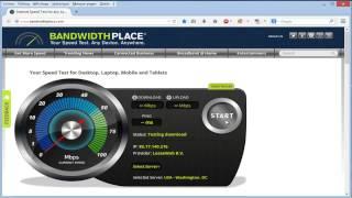 Test d'utilisation d'un vpn