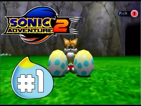 Sonic Adventure 2 Battle - Chao Garden - Part 1