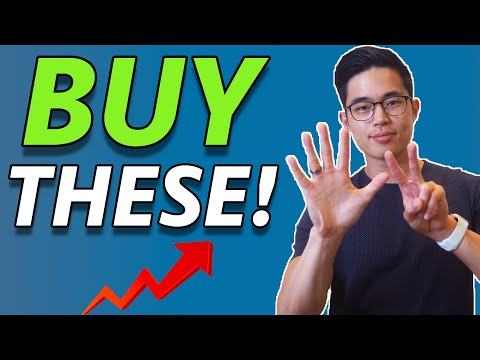 The TOP 7 Stocks To Buy In July 2020 (High Growth)
