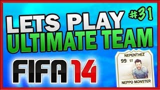 AMAZING TEAM - LETS PLAY FIFA 14 - EPISODE 31
