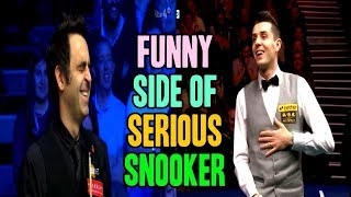 Funny side of serious snooker (Part 4) (reupload)